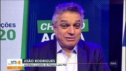 Eleições 2020: PSD define candidato a prefeito de Chapecó