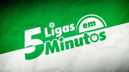 5 Ligas em 5 minutos: Estreia do técnico Pirlo, clássico na Inglaterra e PSG desfalcado