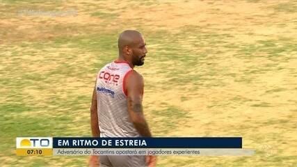 Villa Nova aposta em jogadores experientes para estreia no Brasileirão
