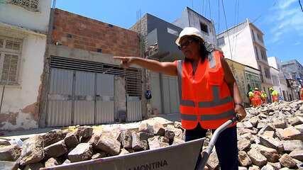 Projeto Marias na Construção capacita mulheres para a construção civil