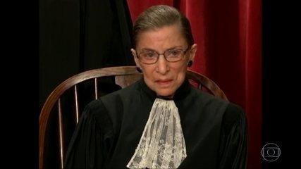 Morre juíza mais antiga da Suprema Corte dos EUA