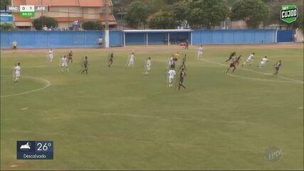 Ferroviária vence o Nacional do Paraná pela Série D do Brasileiro