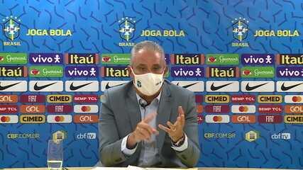 Tite faz desabafo sobre a troca de técnicos no futebol brasileiro