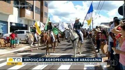 Exposição Agropecuária de Araguaína será realizada em outubro em formato 100% digital