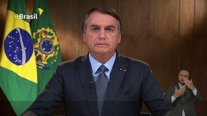 Confira na íntegra o discurso do presidente Jair Bolsonaro na Assembleia da ONU