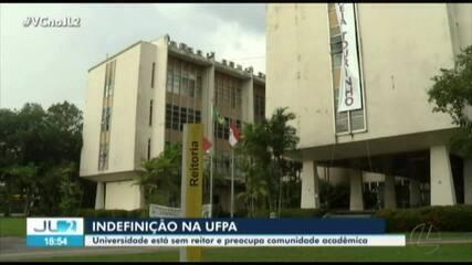 UFPA segue sem reitor e preocupa comunidade acadêmica