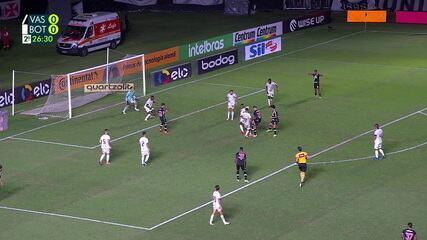 Melhores momentos de Vasco 0 x 0 Botafogo pela quarta fase da Copa do Brasil 2020