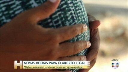 Governo publica nova portaria sobre procedimento para aborto em caso de estupro