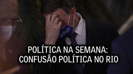A confusão política no Rio: Crivella inelegível; Witzel afastado