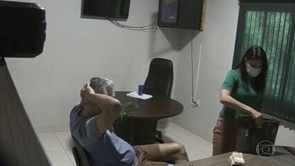 Em Rondônia, PF prende políticos que foram filmados recebendo propina