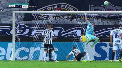 Melhores momentos de Atlético-MG 3 x 1 Grêmio, pela 12º rodada do Brasileirão 2020