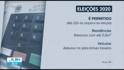 Começa amanhã a campanha eleitoral na internet e nas ruas