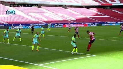 Os Gols de Atlético de Madrid 6 x 1 Granada pelo Campeonato Espanhol