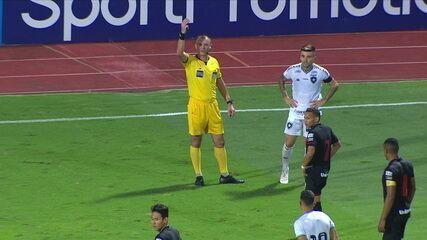 Melhores momentos: Atlético-GO 1 x 1 Botafogo pela #12ª rodada do Brasileirão 2020.