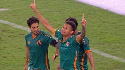 Os gols de Fluminense 4 x 0 Coritiba, pela 12ª rodada do Brasileirão