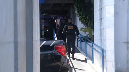 Polícia faz busca no gabinete do governador do Pará e prende dois secretários