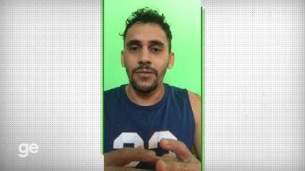 #Por onde anda #11: Vicente, ex-Ceará, investe em academia e venda de açaí