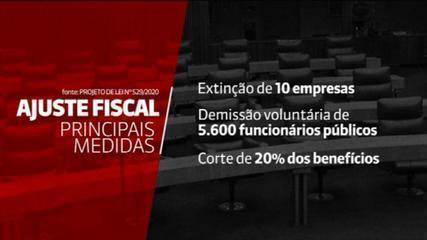 Ajuste fiscal em SP: entenda as principais medidas e os pontos polêmicos