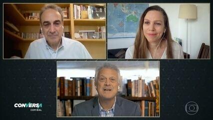 Sandra Kogut e Carlos Augusto Kalil destacam a importância de cuidar da Cinemateca Brasileira