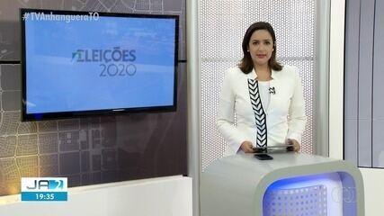 Ibope divulga 1ª pesquisa de intenção de voto para a Prefeitura de Palmas; confira