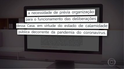 A indicação de Kassio Marques foi publicada no Diário Oficial da Federação