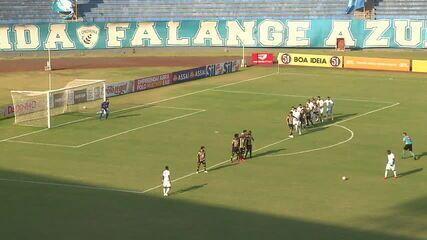 Veja o gol de Londrina 1x0 Volta Redonda, pela 9ª rodada da Série C