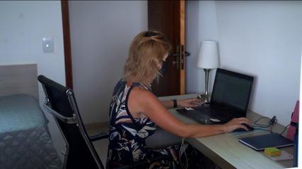 Em São Paulo, 4,8 milhões de pessoas trabalham em home office