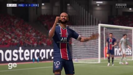 Assista a trechos da narração de Gustavo Villani no FIFA 21