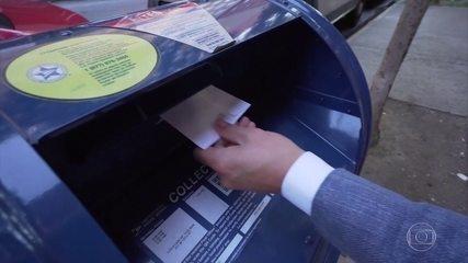 Votação pelo correio deve dificultar apuração do resultado da eleição americana