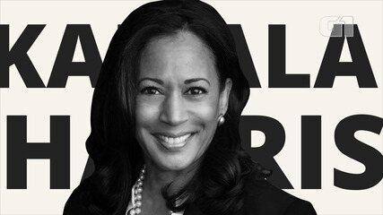 Quem é Kamala Harris, vice-presidente dos EUA