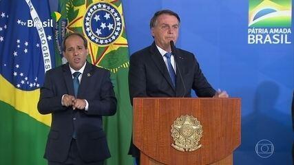 'Eu acabei com a Lava Jato porque não tem mais corrupção no governo', diz Bolsonaro