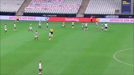 Altinha no clássico entre Corinthians e Santos, pelo Brasileirão?