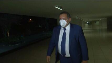 Eduardo Braga vai ser o relator da indicação de Kassio Marques para STF