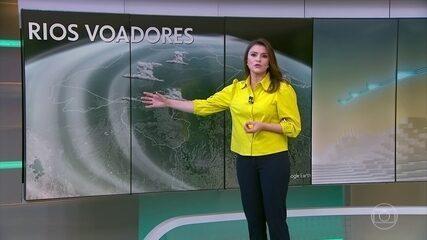 Eliana Marques explica o motivo da volta dos temporais