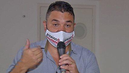 Confira o dia de Rodrigo Valverde, candidato à Prefeitura de Mogi das Cruzes