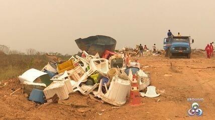 Termina prazo para que prefeitura encerre atividades no lixão da Trnsacreana