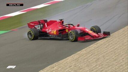 Confira replay da rodada de Sebastian Vettel