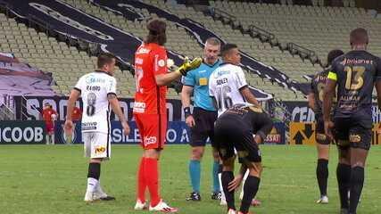 Melhores momentos: Ceará 2 x 1 Corinthians pela 15ª rodada do Campeonato Brasileiro 2020.