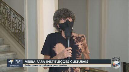 Araraquara tem cadastro para instituições culturais receberem verba da Lei Aldir Blanc