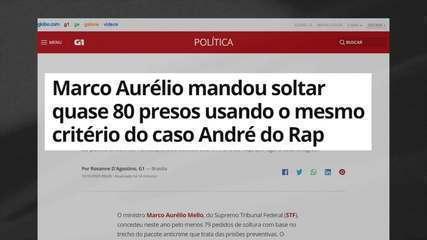 Marco Aurélio Mello concedeu pelo menos 79 pedidos de soltura com base em pacote anticrime