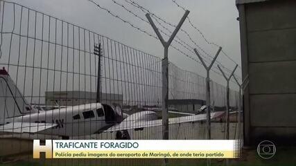 Polícia brasileira procura o traficante André do Rap, considerado foragido da Justiça