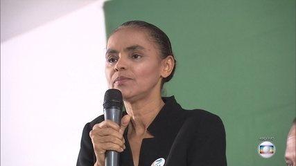 Presidente da Fundação Palmares exclui Marina Silva da lista de personalidades
