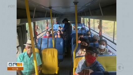 Ônibus escolar de Bodocó é apreendido por fiscais da ANTT na divisa entre PE e CE