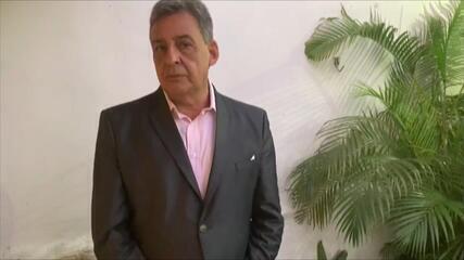 Sebastião Melo (MDB) responde a pergunta sobre mobilidade urbana em Porto Alegre