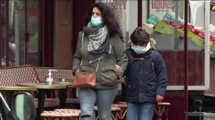 Europa registra mais de 700 mil novos casos de coronavírus em uma semana