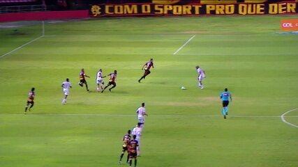 Melhores momentos: Sport 3 x 5 Internacional pela 16ª rodada do Brasileirão 2020