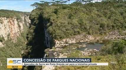 Parque Aparados da Serra vai para a iniciativa privada