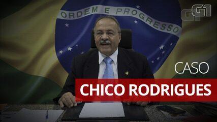 Caso Chico Rodrigues: aliado de Bolsonaro foi pego com dinheiro na cueca