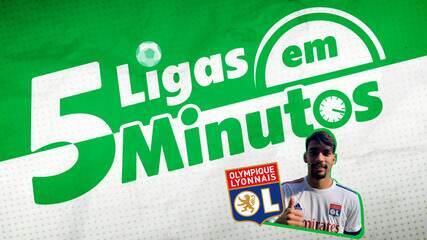 5 Ligas em 5 minutos: Dérbi de Milão afetado pela Covid e possível estreia de Paquetá