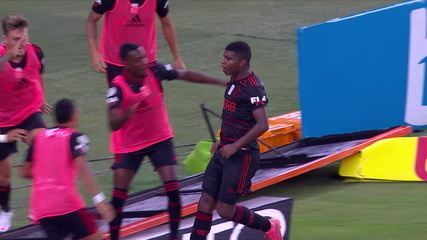 Melhores momentos: Flamengo 1 x 1 Bragantino, pela 16ª rodada do Brasileirão